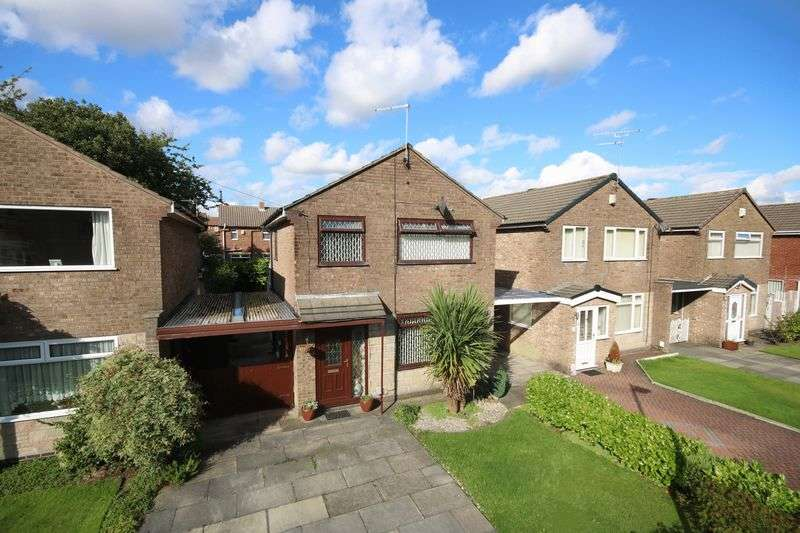 3 Bedrooms Detached House for sale in Windale, Walkden M28