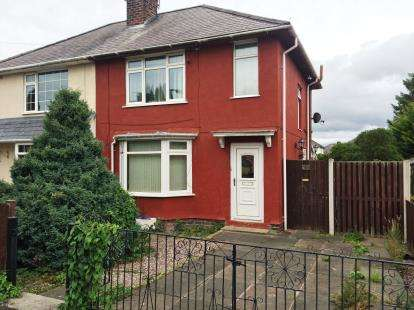 2 Bedrooms Semi Detached House for sale in Broad Oak Avenue, Broughton, Chester, Flintshire, CH4