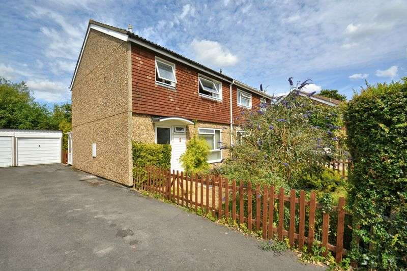 3 Bedrooms Semi Detached House for sale in Gaveston Road, Harwell