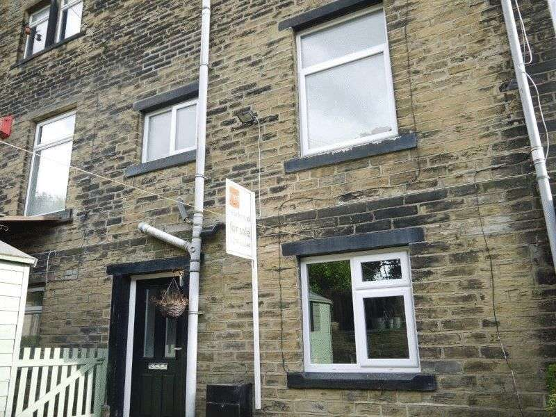 1 Bedroom Terraced House for sale in Leeds Road, Thackley, Bradford BD10 8JH