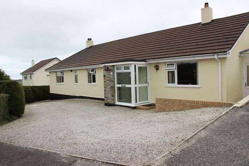 3 Bedrooms Detached Bungalow for sale in Chipponds Drive, St. Austell