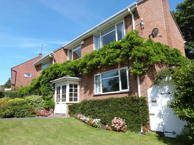 3 Bedrooms Detached House for sale in Hinderton Drive, Lower Heswall