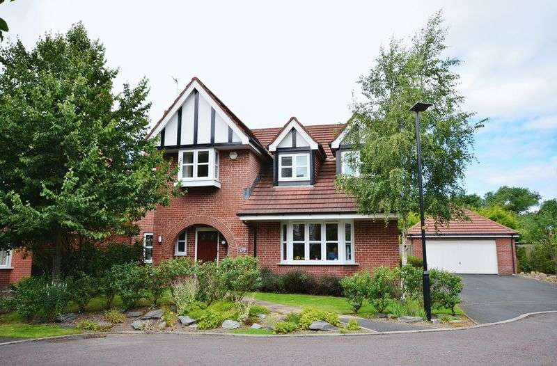 "5 Bedrooms Detached House for sale in ""Farriers Cottage"", 17 Farriers Way, Poulton-Le-Fylde, Lancs FY6 7AN"