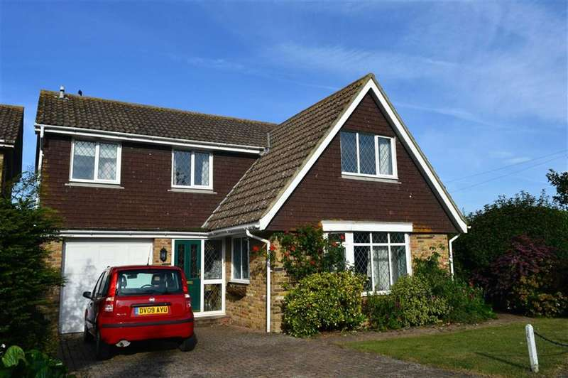 4 Bedrooms Property for sale in Ash Drive, Seaford, East Sussex