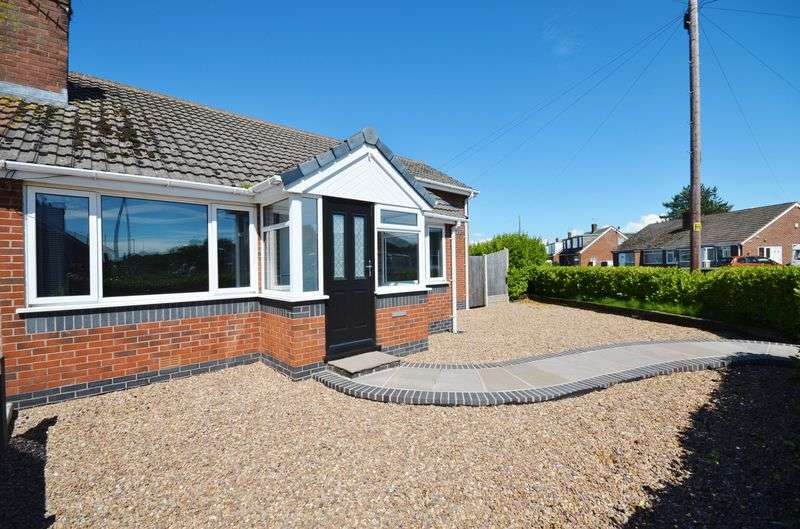 3 Bedrooms Semi Detached House for sale in 2 Coniston Avenue, Knott End On Sea, Lancs FY6 0DP