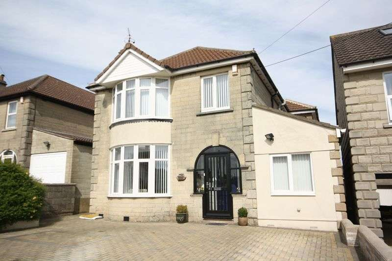 4 Bedrooms Detached House for sale in Paulton Road, Midsomer Norton