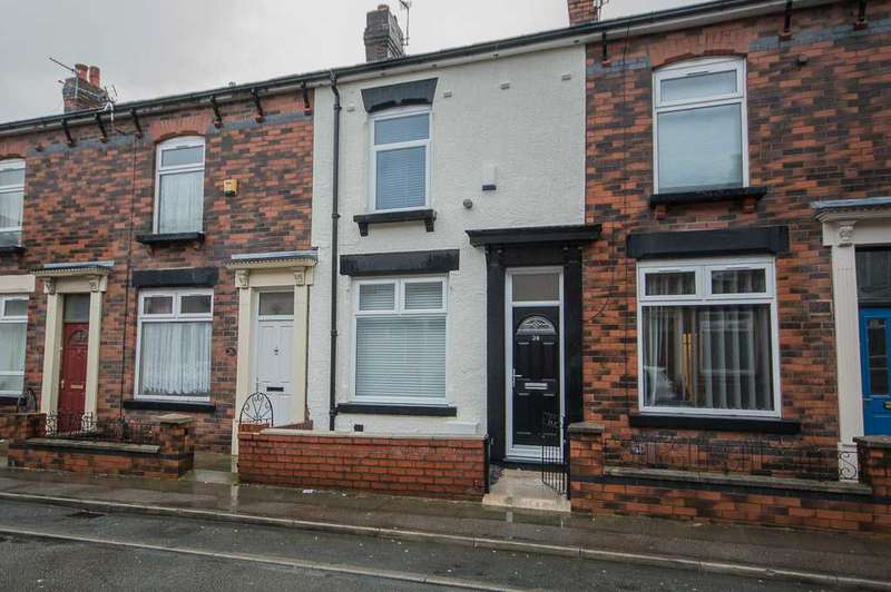 2 Bedrooms Terraced House for sale in Beatrice Road, Bolton