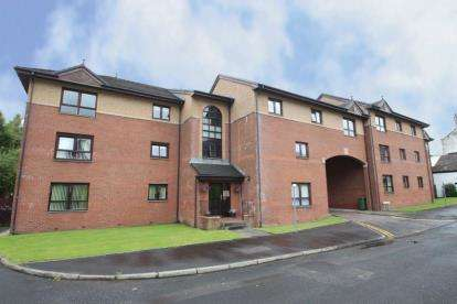 3 Bedrooms Flat for sale in Canal Gardens, Elderslie, Renfrewshire