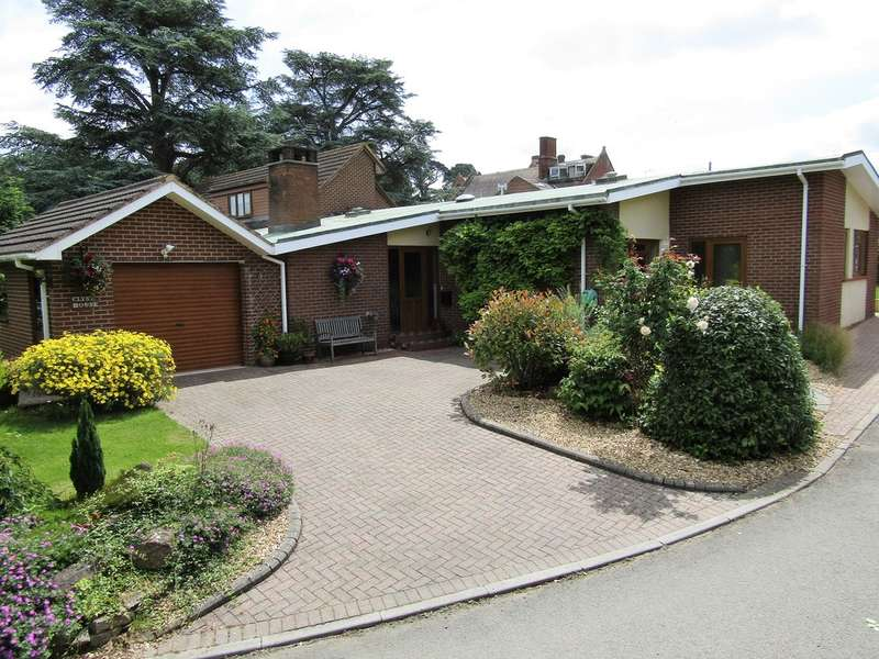 4 Bedrooms Semi Detached Bungalow for sale in Farringdon, Exeter