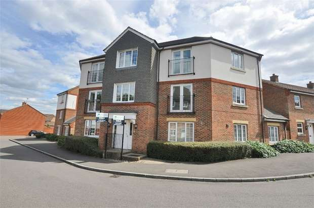 1 Bedroom Flat for sale in Holt Close, Ashford, Kent