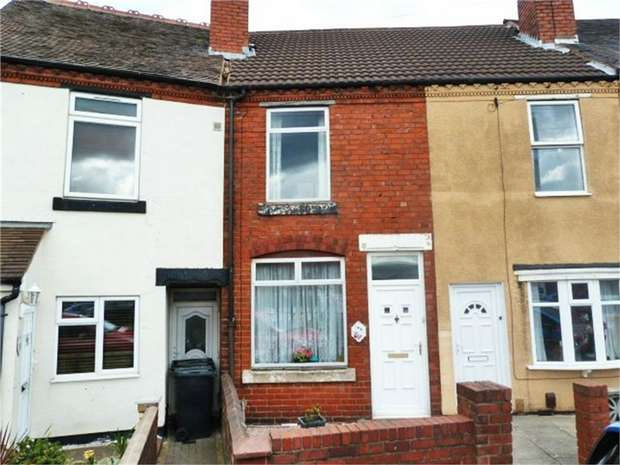 2 Bedrooms Terraced House for sale in New John Street, Halesowen, West Midlands
