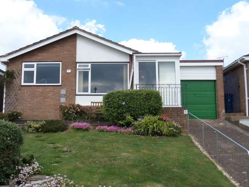 3 Bedrooms Detached Bungalow for sale in Haley Close, Exmouth