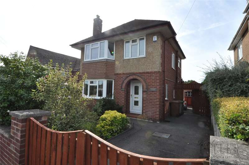 3 Bedrooms Detached House for sale in Grammar School Lane, West Kirby, Wirral