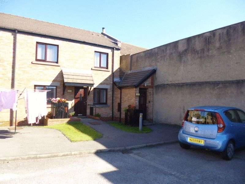 2 Bedrooms Flat for sale in Clayton Court, Bishop Auckland