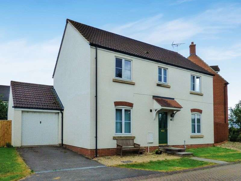 4 Bedrooms Detached House for sale in Old Farm Road, Trowbridge