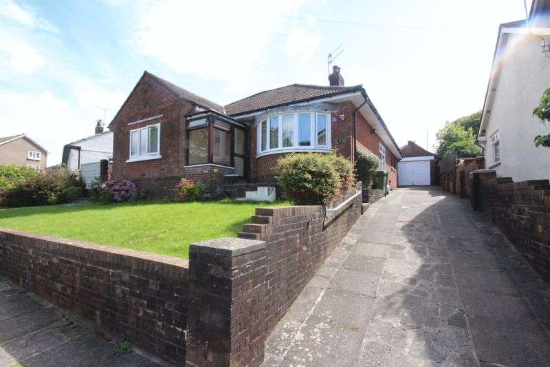 3 Bedrooms Detached Bungalow for sale in Lynton Terrace, Llanrumney