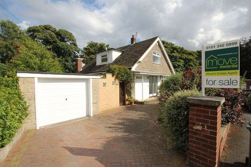 3 Bedrooms Detached House for sale in Woodburn Drive, Lower Heswall, Wirral