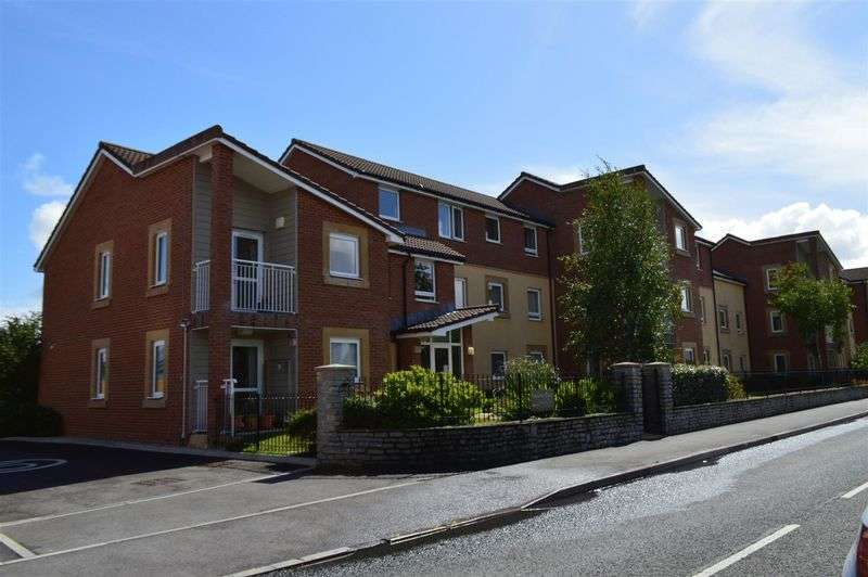 1 Bedroom Retirement Property for sale in Station Road, Weston-Super-Mare