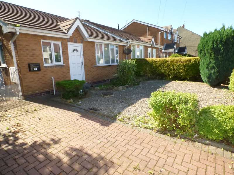 2 Bedrooms Bungalow for sale in Midgeland Road, Blackpool, Lancashire, FY4