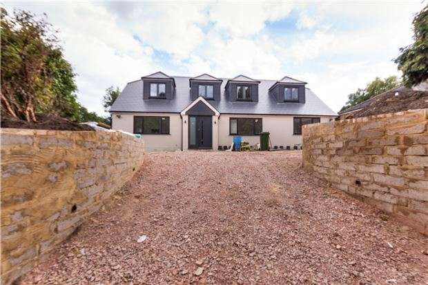 4 Bedrooms Detached House for sale in Westfield Lane, ST LEONARDS-ON-SEA, East Sussex, TN37 7NG