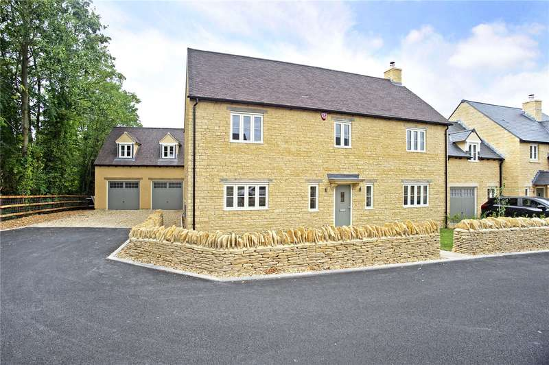 4 Bedrooms Detached House for sale in Barncroft, Long Compton, Shipston-on-Stour, Warwickshire, CV36