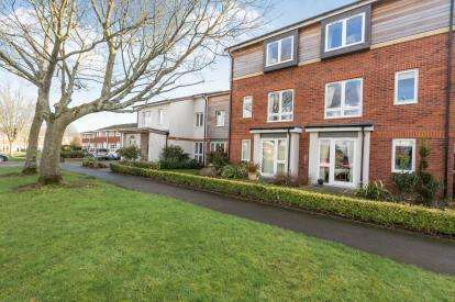 2 Bedrooms Retirement Property for sale in Awdry Court, 15 St. Nicolas Gardens, Birmingham, West Midlands