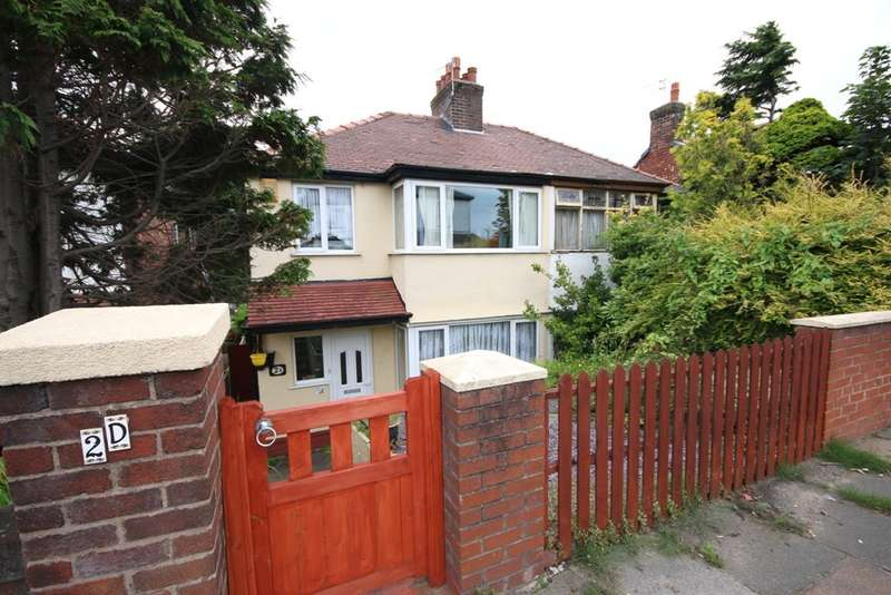 2 Bedrooms Semi Detached House for sale in St. Lukes Road, Southport