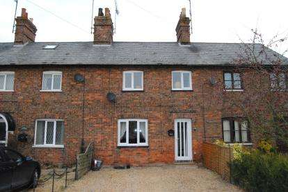 2 Bedrooms Terraced House for sale in Walpole Cross Keys, King's Lynn, Norfolk