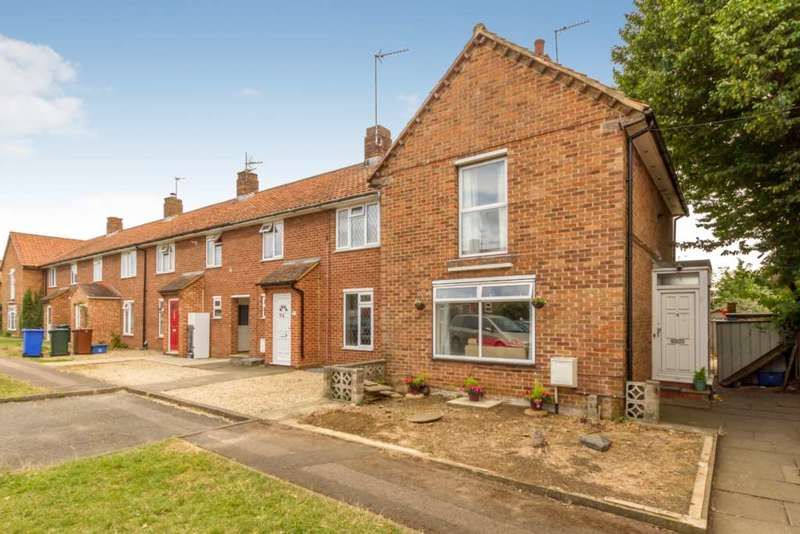 2 Bedrooms End Of Terrace House for sale in Kennet Close, Bicester