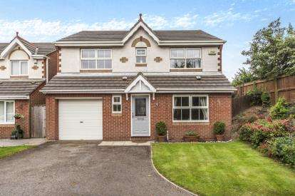 4 Bedrooms Detached House for sale in Talisman Close, Eaglescliffe, Stockton-On-Tees, Durham