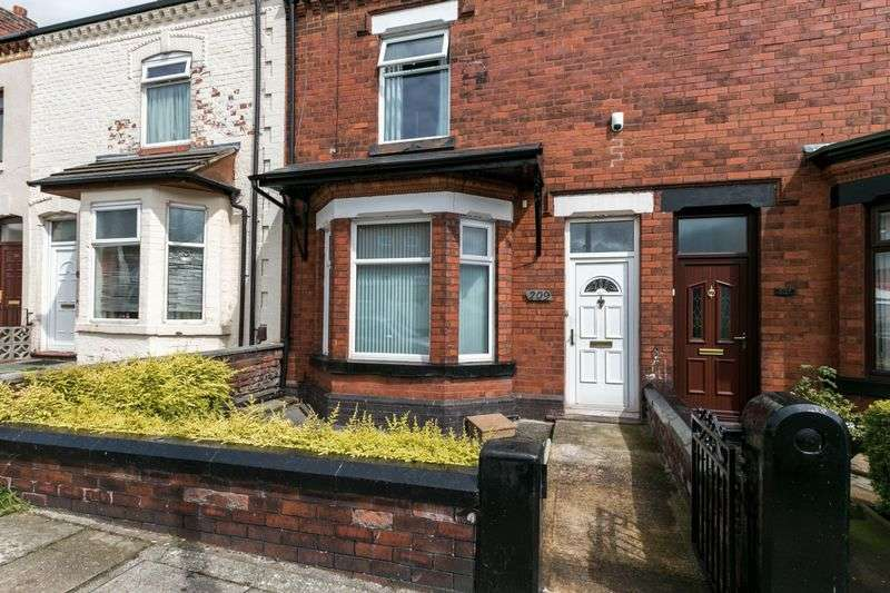 2 Bedrooms Terraced House for sale in Gidlow Lane, Springfield, WN6 7BP