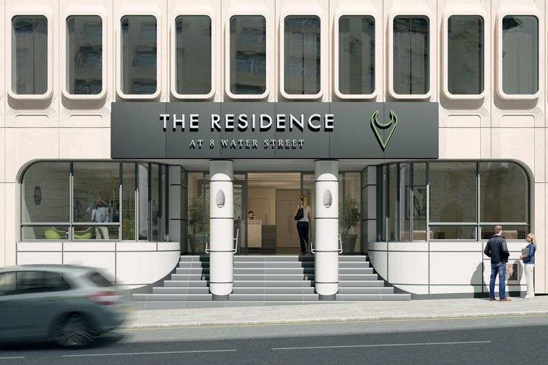2 Bedrooms Flat for sale in The Residence - 8 Water street L2