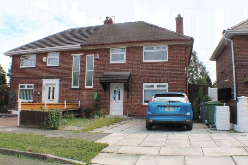3 Bedrooms Semi Detached House for sale in Cheviot Road, Prenton