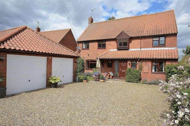 4 Bedrooms Detached House for sale in Harvey Street Watton