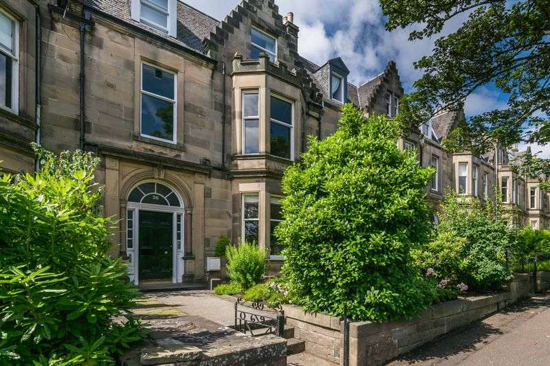 2 Bedrooms Flat for sale in 26/1 Murrayfield Avenue, Murrayfield, Edinburgh, EH12 6AX