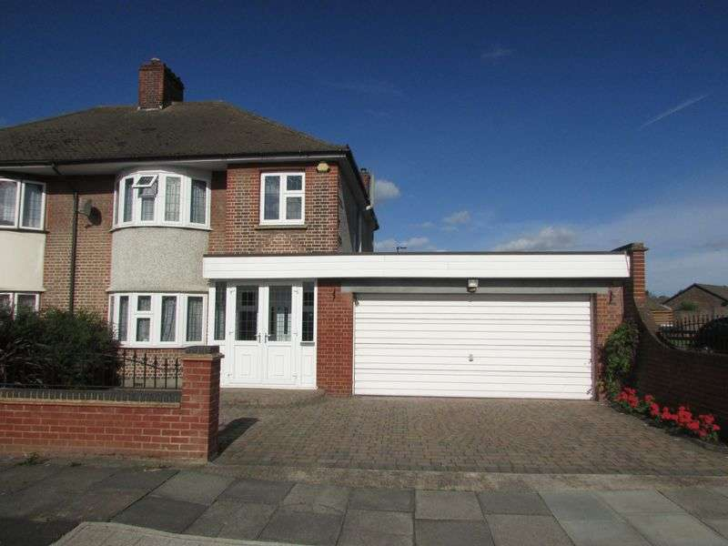 4 Bedrooms Semi Detached House for sale in Blackthorn Grove, Bexleyheath