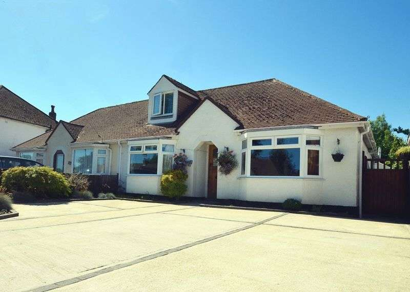 3 Bedrooms Semi Detached Bungalow for sale in A highly sought after, three bedroom Parklands bungalow.