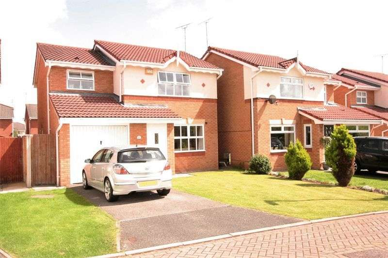 3 Bedrooms Detached House for sale in Three Bedroom Detached Property