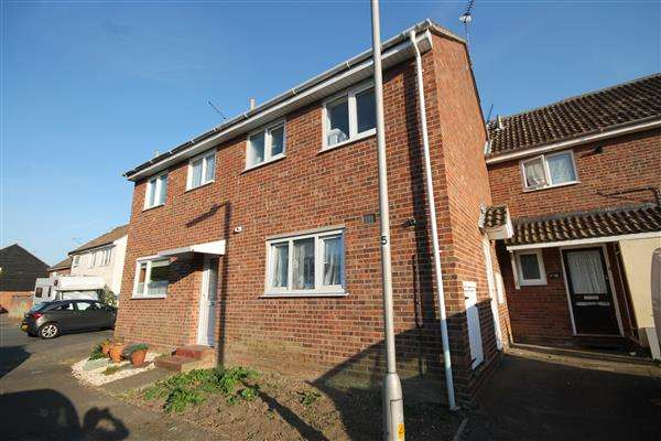 2 Bedrooms House for sale in Aster Close, Clacton on Sea