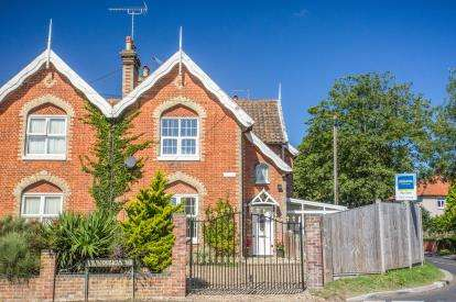 2 Bedrooms Semi Detached House for sale in North Walsham, Norwich, Norfolk