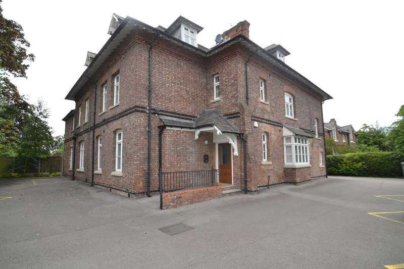 2 Bedrooms Flat for sale in Swann Lane, Cheadle Hulme
