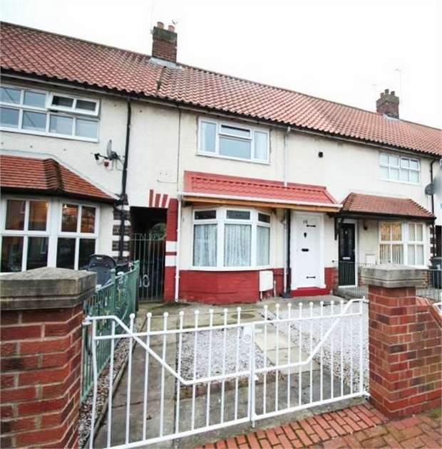 2 Bedrooms Terraced House for sale in 1st Avenue, Hull, East Riding of Yorkshire