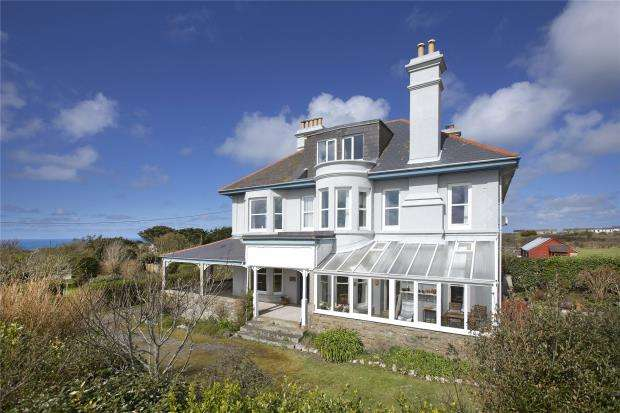 7 Bedrooms Detached House for sale in Truthwall, St. Just, Penzance, Cornwall