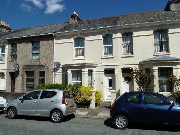 4 Bedrooms Terraced House for sale in Cromwell Road, Plymouth, Devon