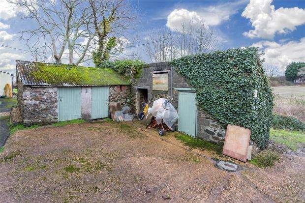 4 Bedrooms Detached House for sale in Carkeel, Saltash, Cornwall