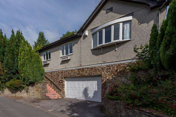 4 Bedrooms Detached House for sale in Burraton Coombe, Saltash, Cornwall