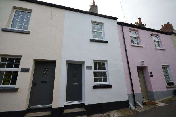 2 Bedrooms Terraced House for sale in Clanage Street, Bishopsteignton, Teignmouth, Devon