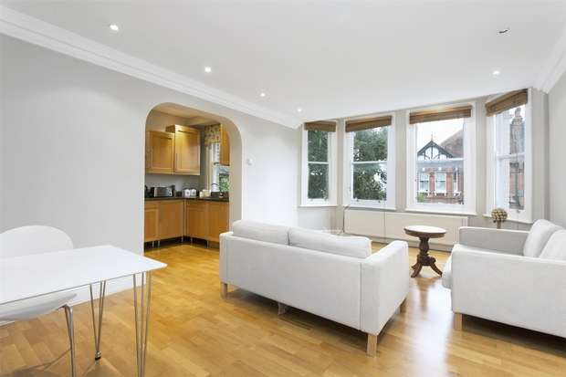 2 Bedrooms Flat for sale in Wolverton Gardens, Ealing