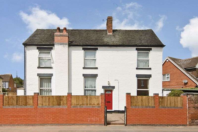 5 Bedrooms Detached House for sale in Lion Street, Rugeley