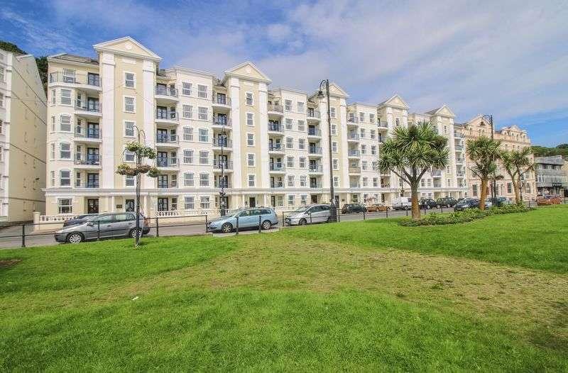2 Bedrooms Flat for sale in 7 Millennium Court, Queens Promenade, Douglas